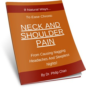 neck and shouler pain report